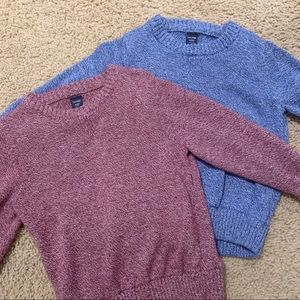 Two Baby Gap Sweaters, 3T